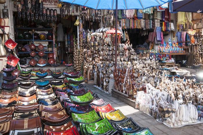 Tour | Ubud Art Market